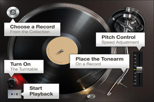 Place the tonearm yourself